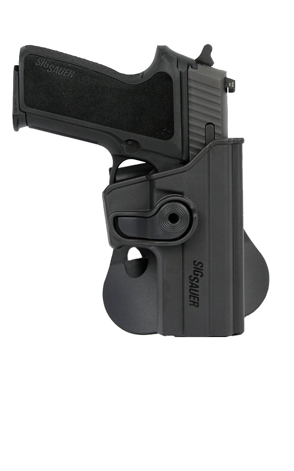 ITAC Paddle Roto Holster - Sig Sauer P250 Compact - ORIGINAL STYLE