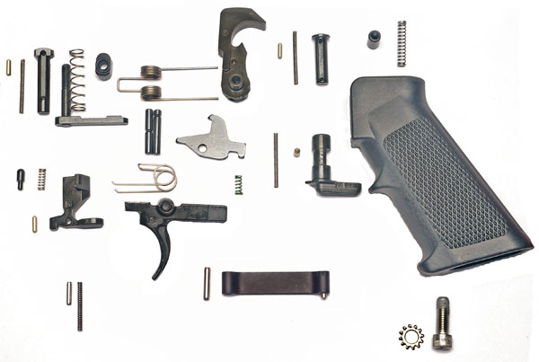 Spikes Tactical AR-15 Lower Receiver Parts Kit
