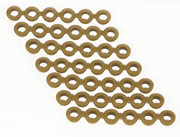 Troy Industries Squid Grip - 7PK - TAN