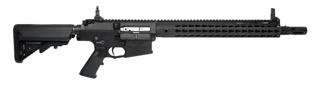 Knights Armament SR-25 E2 ACC, 16