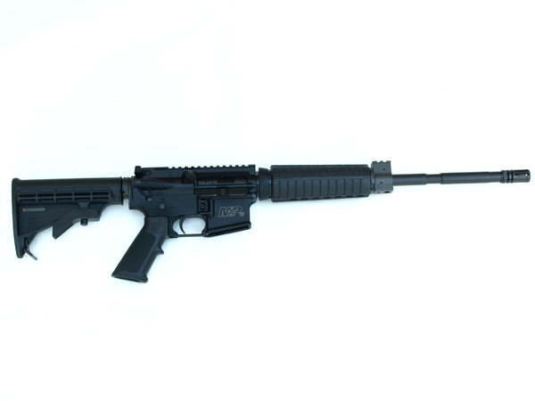 Smith & Wesson M&P-15ORC 556NATO Rifle - CA Compliant