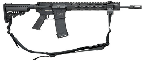 Smith & Wesson M&P-15 VTAC II 556NATO Rifle