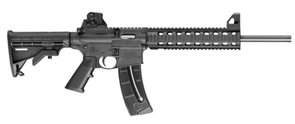 Smith & Wesson M&P15-22 Standard Rifle 16
