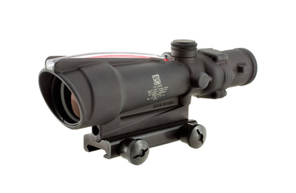 Trijicon ACOG 3.5X35 .308/7.62 with TA51 Mount - RED CHEVRON
