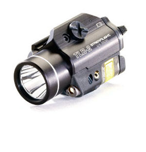 Streamlight TLR-2 Tactical Light with Strobe and Laser Site
