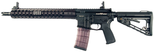 Wilson Combat Recon Tactical Rifle, .223 Rem/5.56x45 NATO 14.7