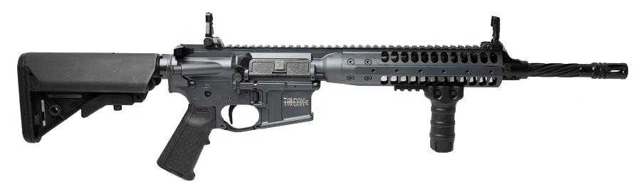 LWRC Tricon MK6 5.56X45mm, 14.7