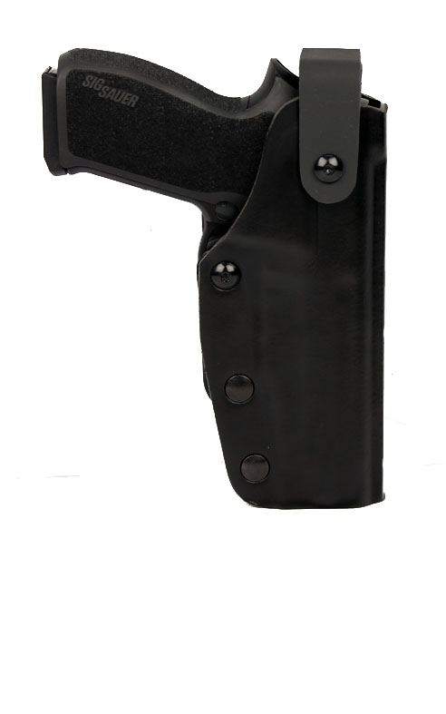Gould & Goodrich Triple Retention Quantum Holster - GLOCK 17,22,31