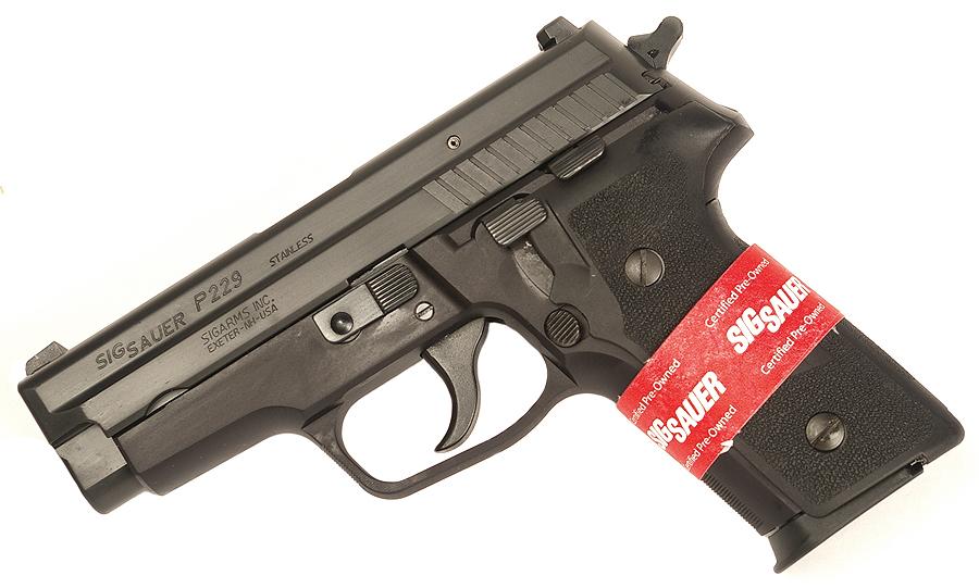 Sig Sauer P229 .40 - CPO