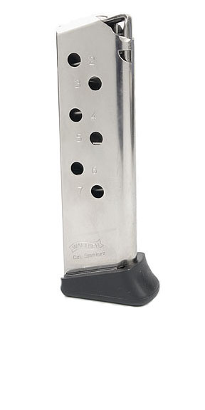 Walther PPK/S .380ACP 7RD Magazine with Finger Rest