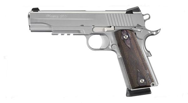Sig Sauer 1911R .45 SS - IOP