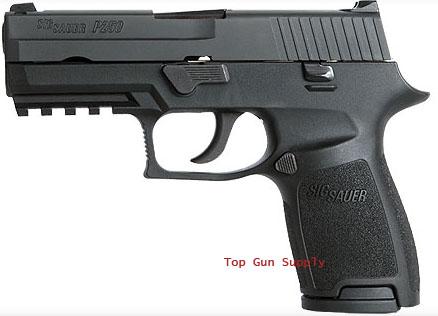 Sig Sauer P250 Compact .40 - IOP