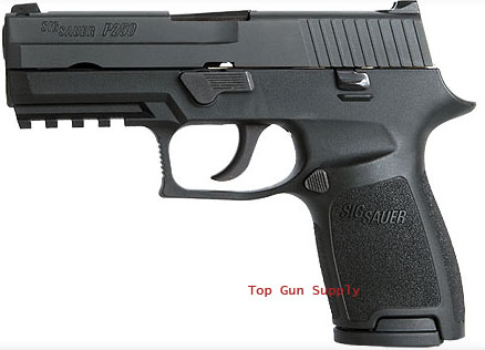 Sig Sauer P250 Compact 9mm - IOP
