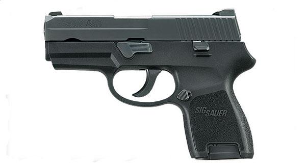 Sig Sauer P250SC .45 DAO - IOP