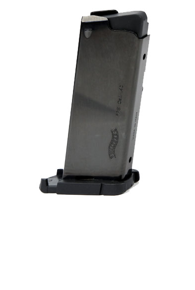 Walther PPS .40SW 5RD Magazine