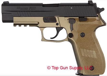 Sig Sauer P226R 9mm DA/SA, Combat - IOP
