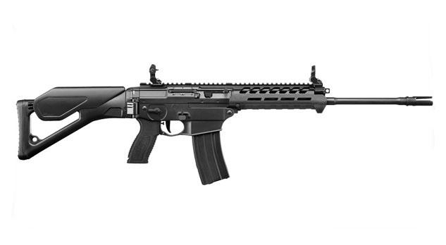 Sig Sauer 556XI Standard Rifle, .223, 5.56mm - IOP