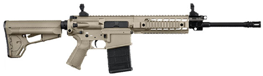 Sig Sauer 716 Patrol Rifle, 7.62X51mm, 16