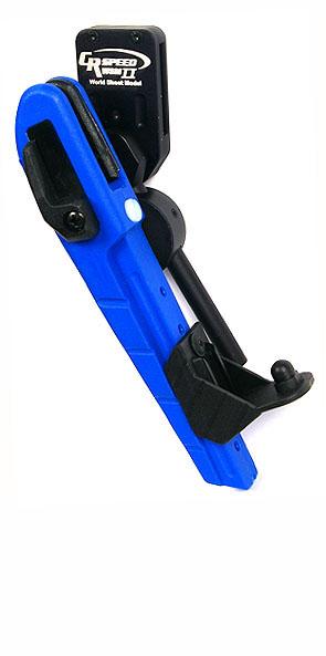 CR Speed WSM II Glock 9/40 Holster, Blue, RH