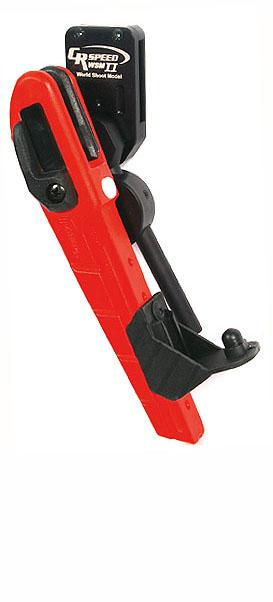 CR Speed WSM II HK USP 9/40 Holster, Red, RH