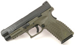 Springfield Armory XDM, 9mm, Fixed Sights, 4.5