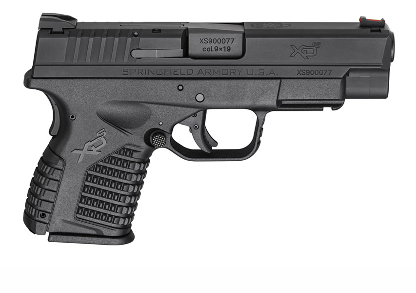 Springfield Armory XDS 4.0 9mm - BLACK
